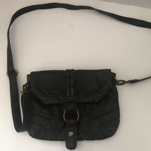 Converse one star crossbody brown bag purse